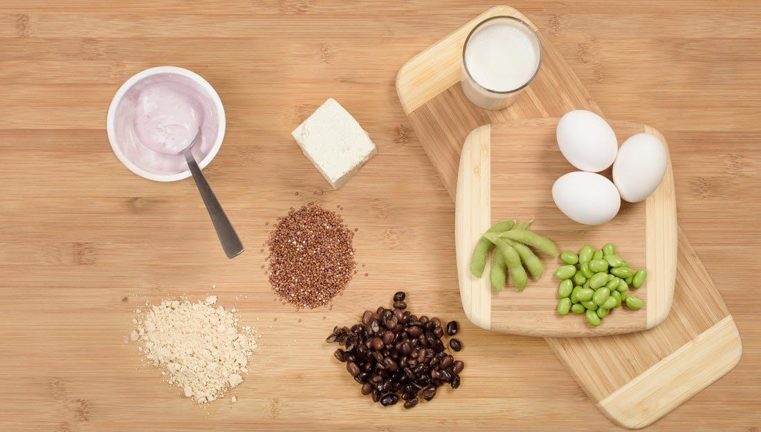 3 Alimentos para Sustituir la Carne en tu Dieta
