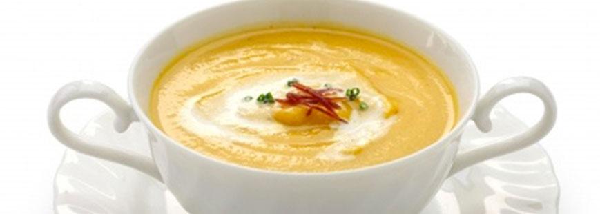 Sopa de Hortalizas con Crema Reducida en Grasa Lyncott®