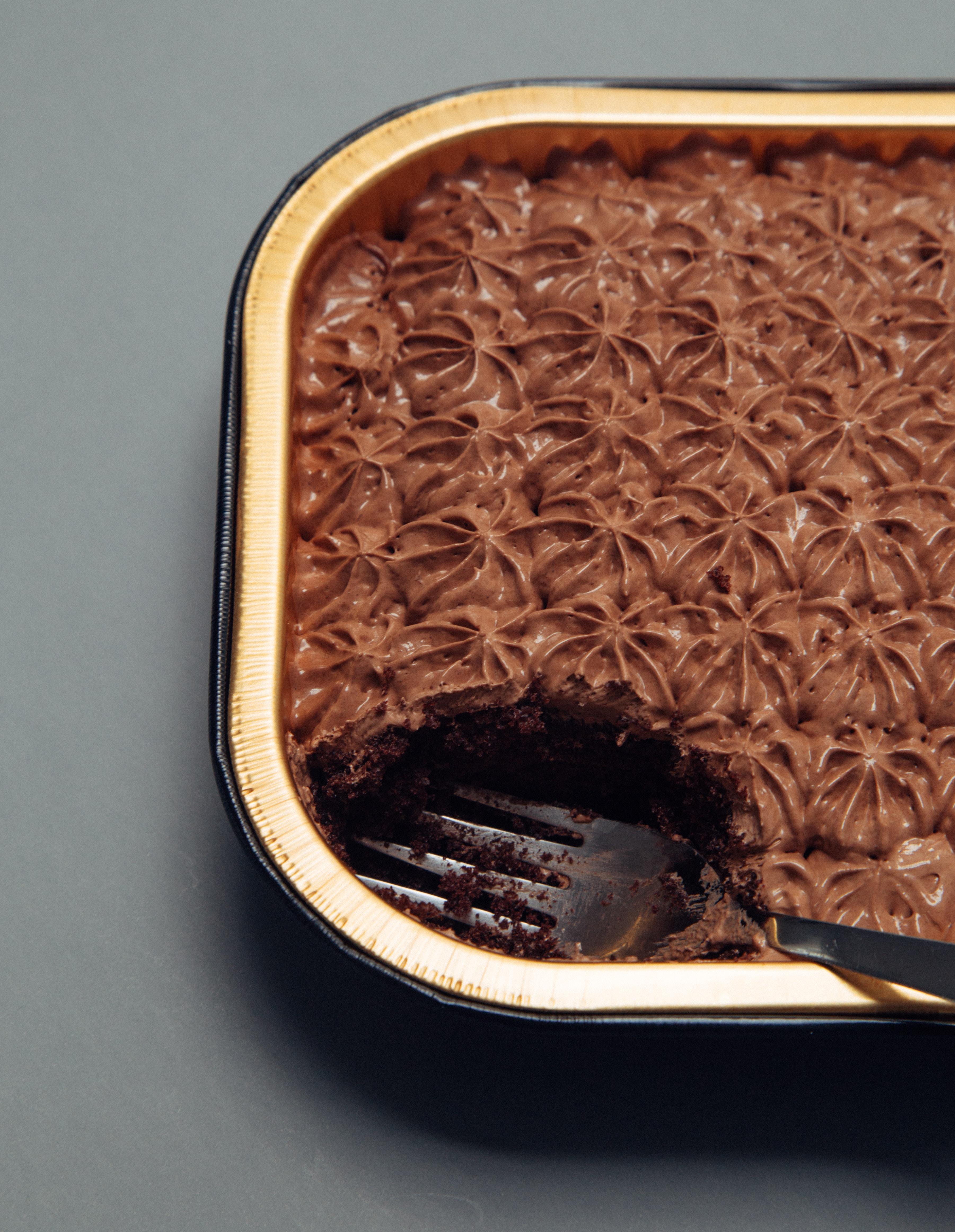 Cheesecake de Chocolate con Queso Doble Crema Lyncott®