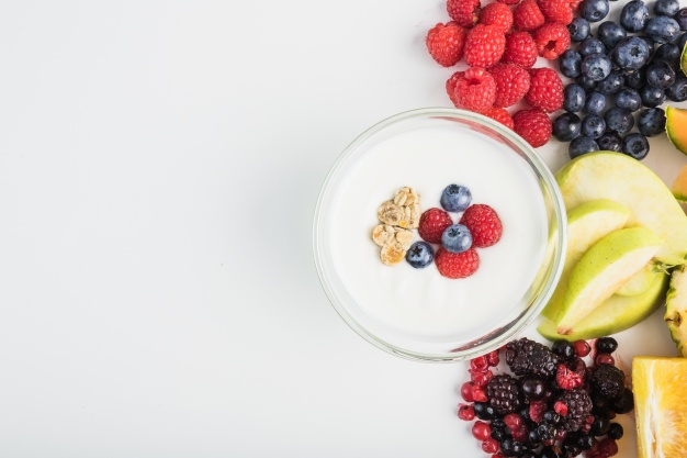 ¿Es Saludable Comer Queso y Yogur?