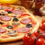 Pizza de sartén Lyncott