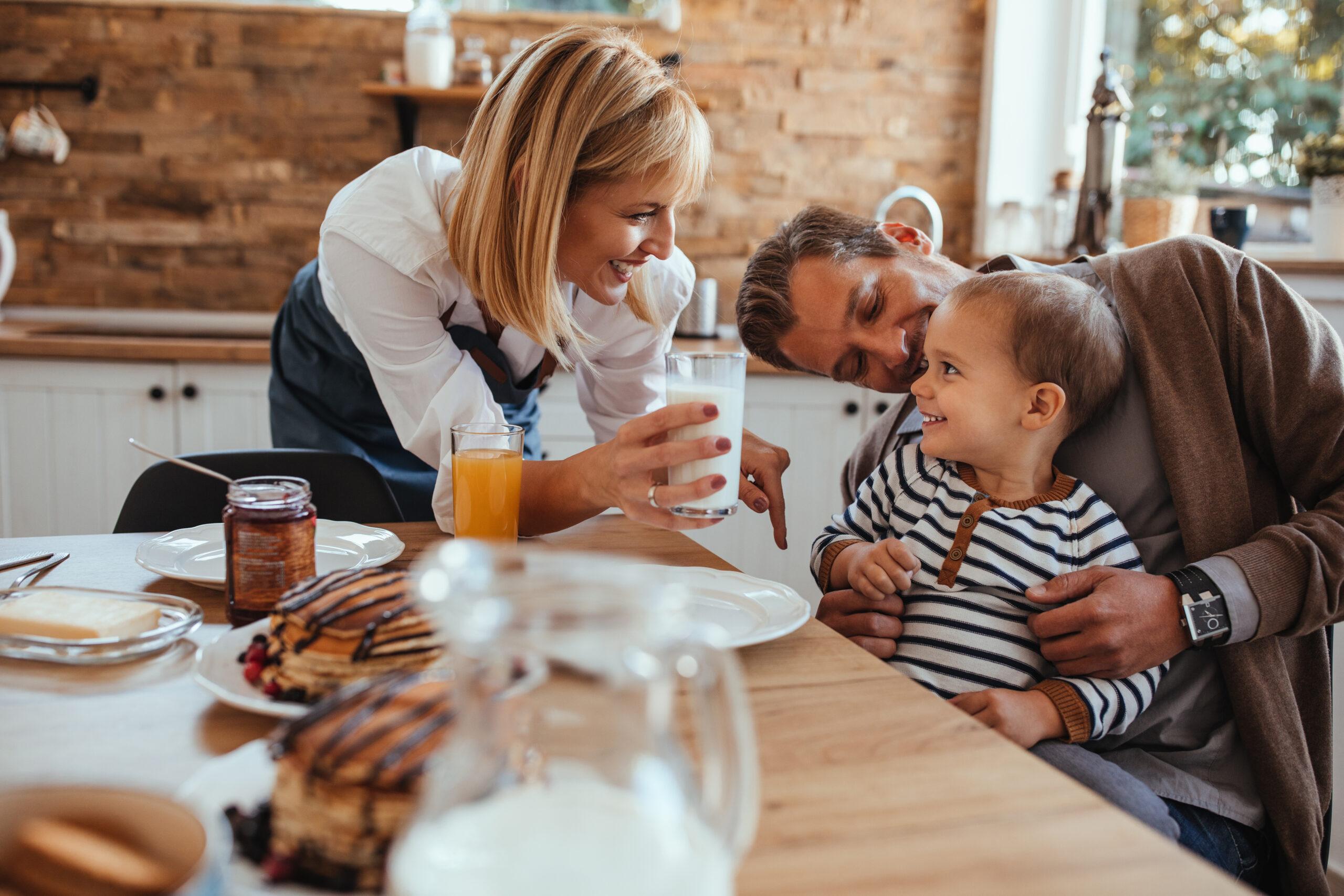 Inicia Bien el Día con un Desayuno Lyncott®