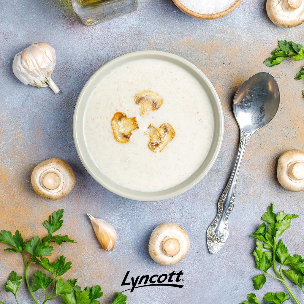 Crema de Setas, Lyncott®
